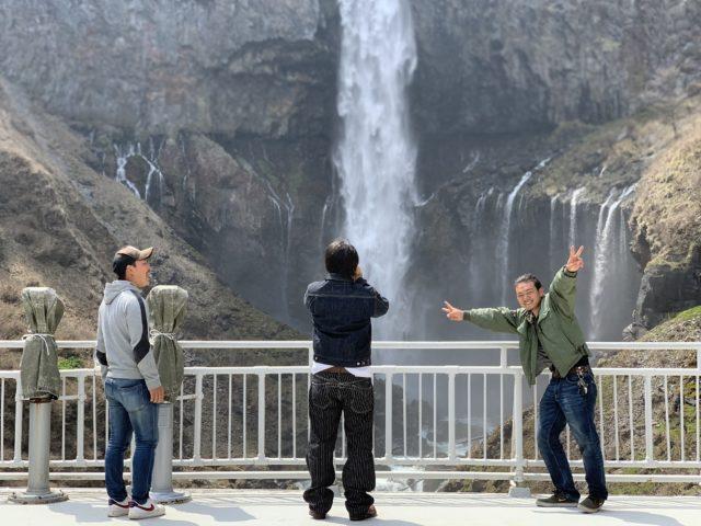 エスブロック 華厳の滝